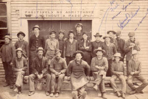West River Mill Workers